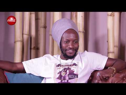 Coke on the Beat 27 Jan 2018 KVG & Winky D Interview