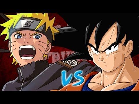 Goku vs Naruto. Épicas Batallas de Rap del Frikismo | Keyblade ft. Mediyak