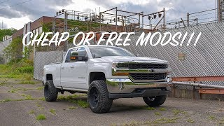 Top 5 CHEAP or FREE Truck Mods!!!