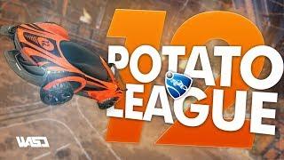 POTATO LEAGUE #12   Rocket League Funny Moments & Fails