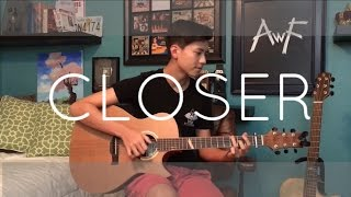 Download Lagu The Chainsmokers - Closer ft. Halsey - Cover (Fingerstyle Guitar) Gratis STAFABAND