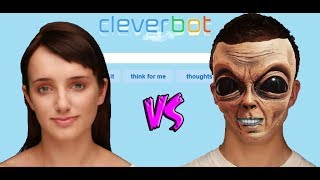 TROLEO NIVEL DIOS - Eviebot, Cleverbot y Boibot