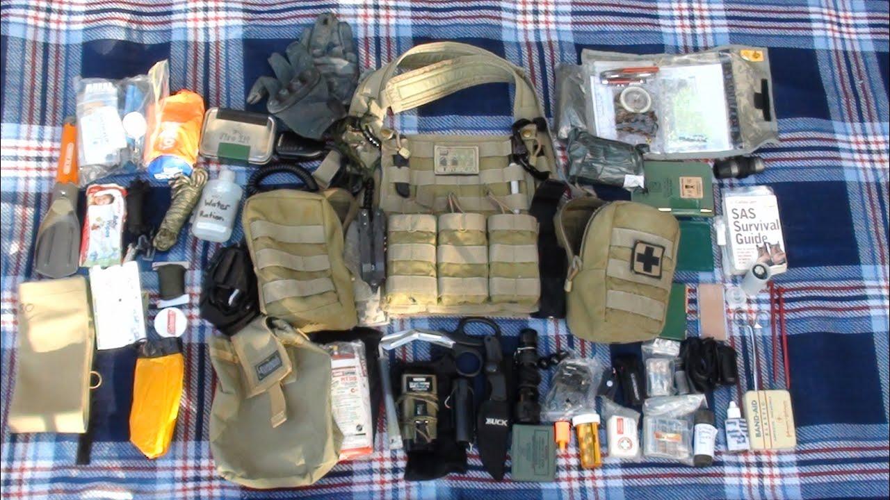 Bug Out Chest Rig Tier Ii Sord Survival Vest Australian