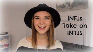 INFJs take on INTJs