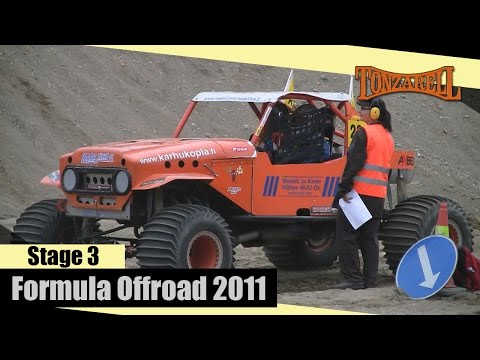 Formula Offroad, Stage 3, 2011 Plkne-Kangasala