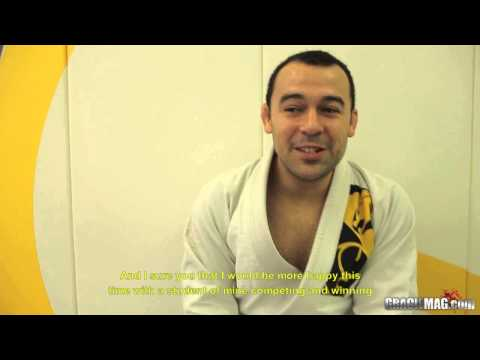 Marcelo Garcia talks retirement from competitions Image 1