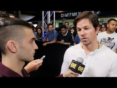 Transformers: Age of Extinction - Special Advance Screening in Sydney with Mark Wahlberg (Interview)