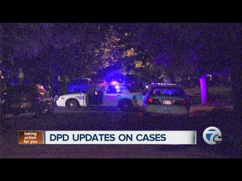 Police address multiple shootings