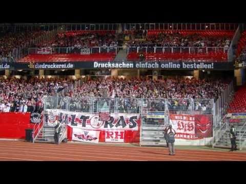 1.FC Nürnberg - VfB Stuttgart 10/11 (Bundesliga) CannstatterKurve TV