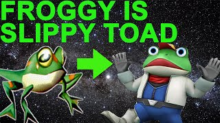 GAME THEORY: Froggy is Slippy Toad