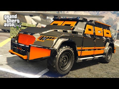 GTA 5 - $2,000,000 NIGHTSHARK GUN RUNNING DLC SPENDING SPREE!! (GTA 5 Online Nightshark DLC Update)
