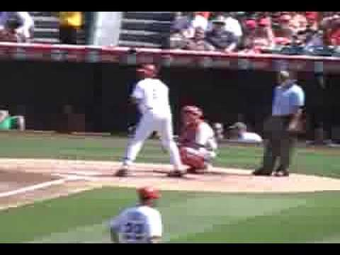Anaheim Angels Baseball Vladimir Guerrero HR vs Red Sox Video