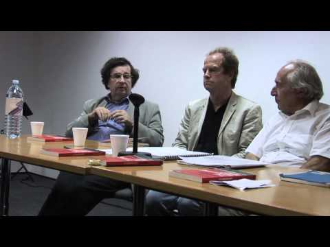 Panel Discussion on 'Jewish Identity Politics' Part 8