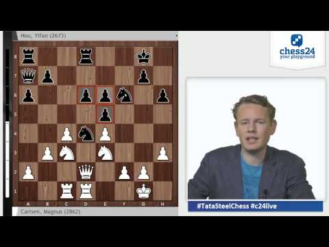 Magnus Carlsen - Hou Yifan: The Battle of the reigning Chess World Champions analysed