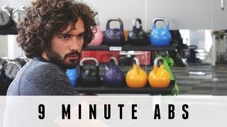 9 Minute Abs Workout   The Body Coach