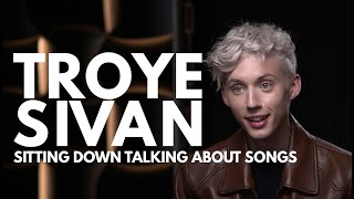 Troye Sivan: Sitting Down & Talking About Songs From BLOOM (Full Interview)