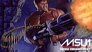 Wolfenstein 3D (SNES) MSU-1 SC-55 & Rich Douglas pcm sets by GyaragaX