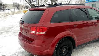 2009 Dodge Journey 3 Row, 7 Passanger, Sunroof, Has Safety and Warranty