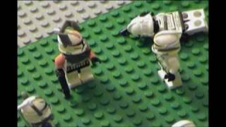 Lego Clone Wars 501st Legion V - Republic Sovereignty