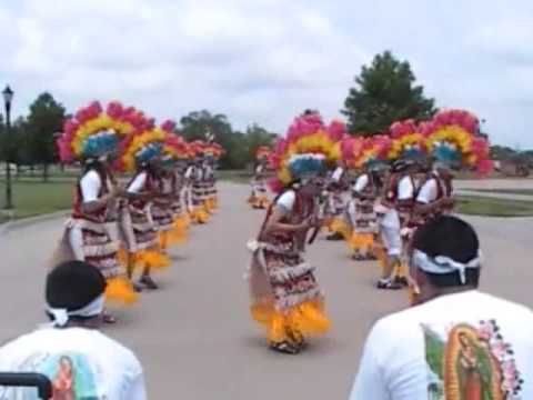 matachines de lyons kansas en hutchinson ks parte 2.wmv