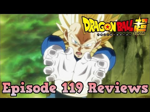 Dragon Ball Super Episode 119 Review: Unavoidable?!  The Fury of a Stealth Attack!!