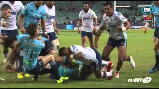 Super Rugby Hits of the Week: Round 7 2015 | Super Rugby Video Highlights