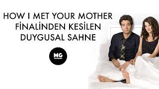 How I Met Your Mother Finalinden Kesilen Duygusal Sahne (Türkçe Altyazılı)