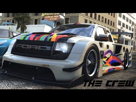 The Crew Trailer Looks at Loot and the Game's Customization Options