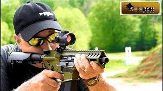 CMMG Banshee 45 ACP AR Pistol Review