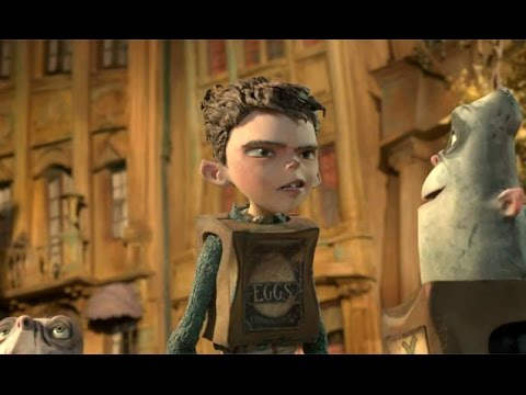 The Boxtrolls (Starring Ben Kingsley) Movie Review
