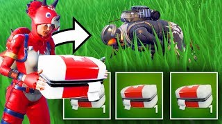 *NEW* MEDIC ONLY MODE Challenge in Fortnite