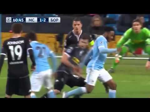 Манчестер Сити 4:2 Боруссия М