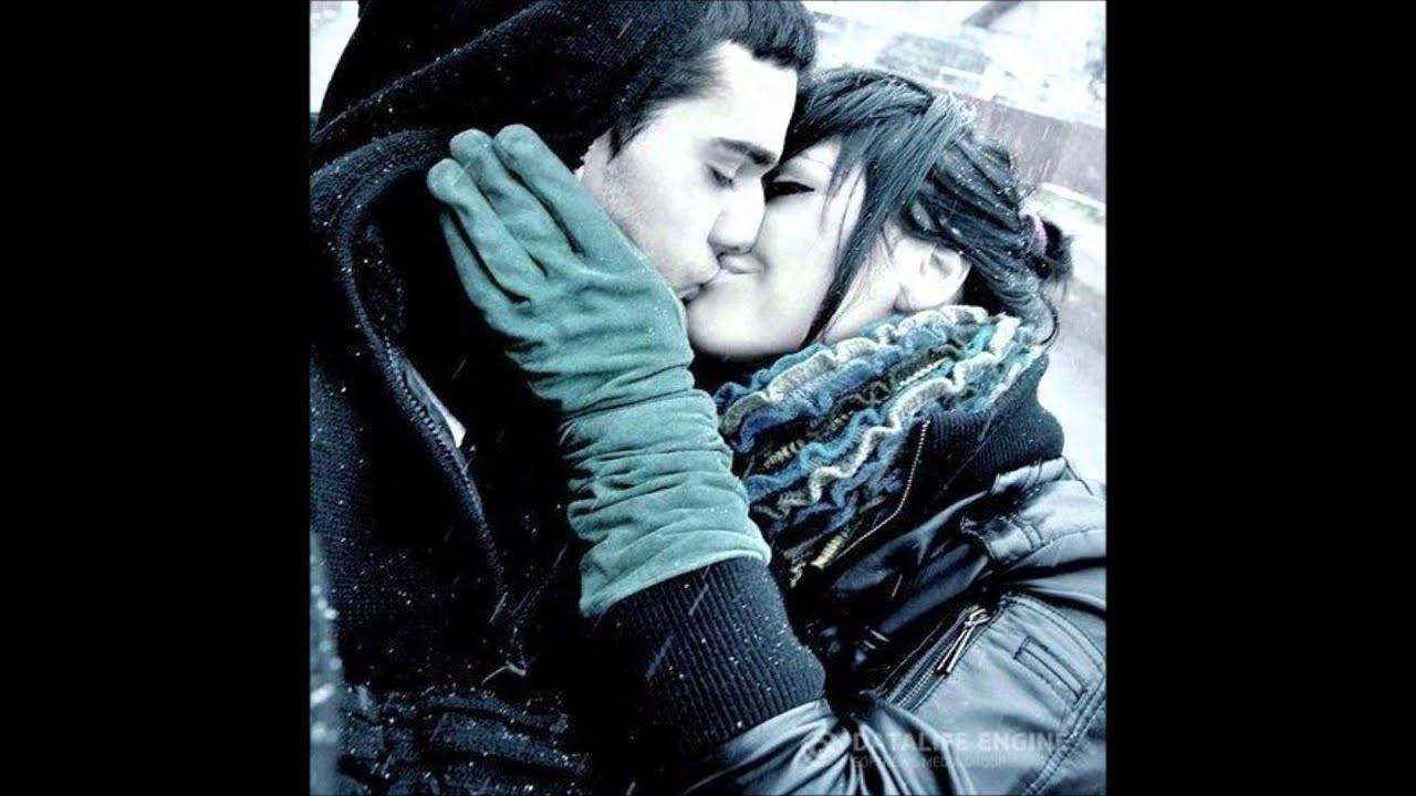 Фото девушки с парнем на аву зимой