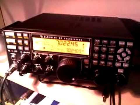 ZL8X CW 40 m Elecraft K3