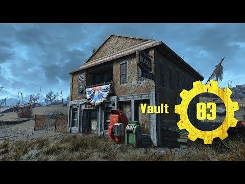 Fallout 4: Секреты Убежища 83 - Разгадка головоломки