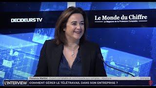 L'interview : Comment gérer le télétravail dans son entreprise ?
