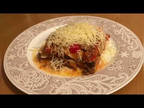 ЛАЗАНЬЯ СУПЕР РЕЦЕПТ! Что приготовить на ужин? Что приготовить на праздник? Это идеальное блюдо!