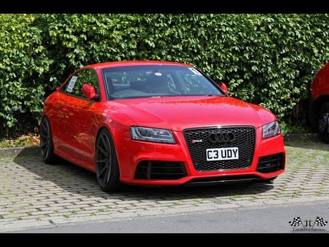 650hp Audi Rs5 W Supercharger Amp Hms Exhaust Onboard