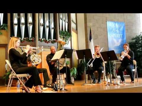 """Praxum Brass:  """"Scherzo"""" (John Cheetham)"""