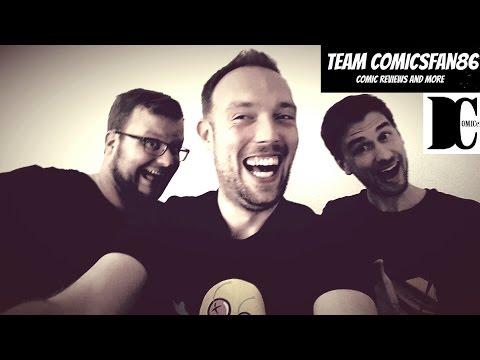 Comic-Stammtisch 43 feat. Der COMICer (Nerdtalk & Reviews) Deutsch