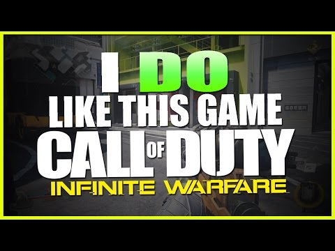 I Do Like this Game! ...but it has Issues (Response to Drift0r's Infinite Warfare Review)