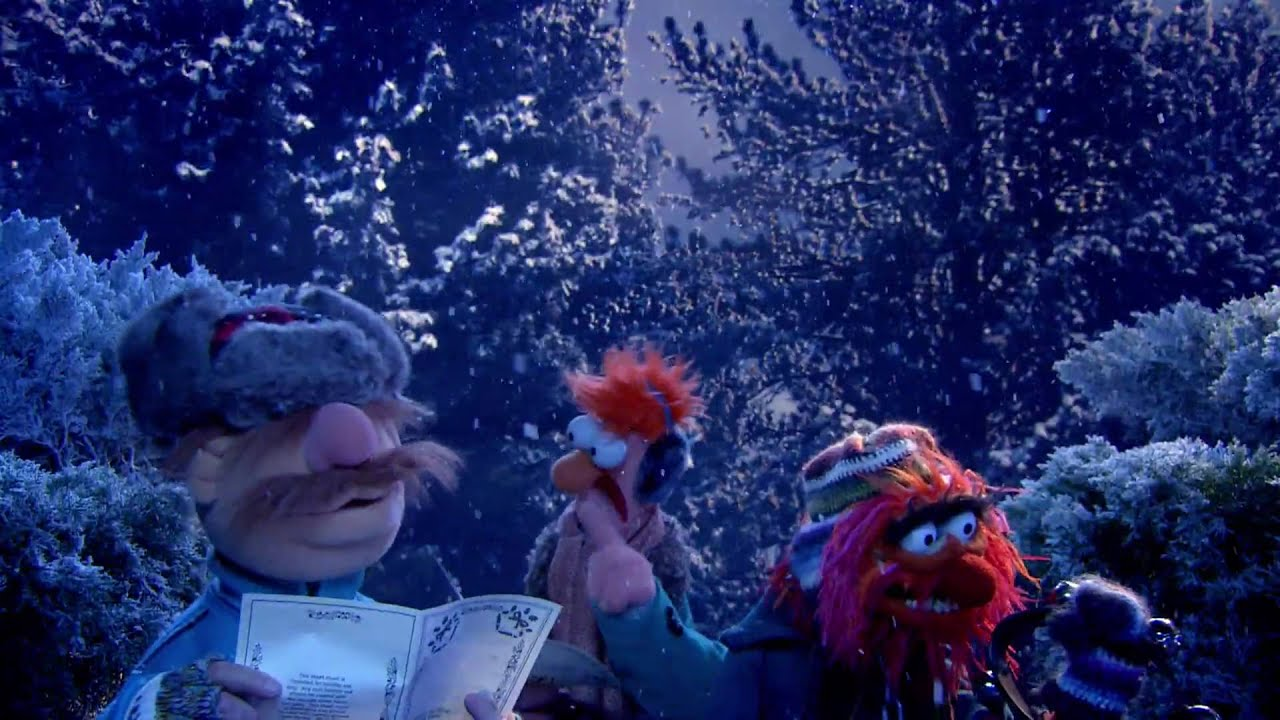 Ringing of the Bells   The Muppets - YouTube