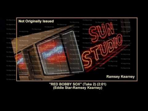 (1956) Sun ''Red Bobby Sox'' (Take 2) Ramsey Kearney