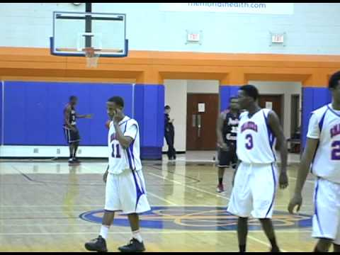Greg Mortimer- Johnson High #3- Johnson vs. Appling County Game