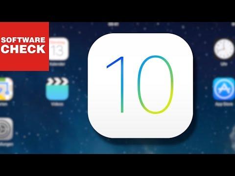 Das Neue IOS 10: 10 Frische Funktionen