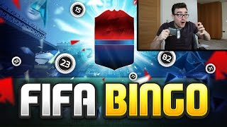 FIFA BINGO!!! TEAM OF THE TOURNAMENT EDITION!!! Fifa 16 Pack Opening Challenge