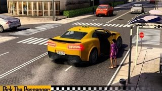 Taxi Driver 3D, Taxi Driving, Yellow Taxi Games, Videos Games for Children /Android HD