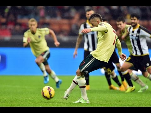 Serie-A 2014 - AC Milan vs Udinese (2-0)