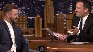 Download Lagu Justin Timberlake Interview Jimmy Fallon 2015 HD Gratis STAFABAND