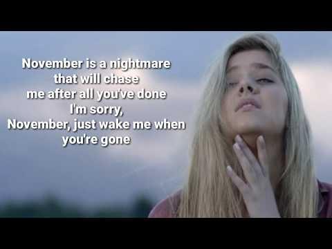 Arilena Ara - I'm sorry [ Lyrics ]